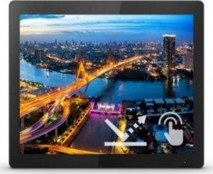 Monitor Philips 17 172B1TFL/00 Touch VGA DVI HDMI DP 3xUSB MiniUSB