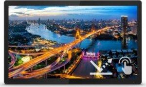 Monitor Philips 21,5 222B1TFL/00 Touch VGA DVI HDMI DP 3xUSB MiniUSB