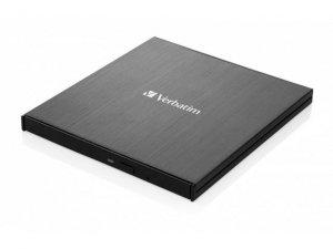 Nagrywarka zewnętrzna Verbatim BLU-RAY X6 Ultra HD 4K USB-C 3.1