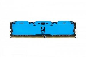 Pamięć DDR4 GOODRAM IRDM X 16GB (2x8GB) 3200MHz CL16-20-20 1,35V 1024x8 Blue