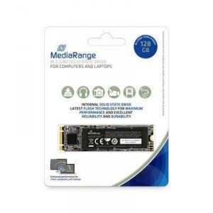 Dysk SSD MediaRange MR1021 128GB M.2 2280 SATA6 (510/430 MB/s)