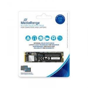 Dysk SSD MediaRange MR1031 256GB M.2 2280 PCIe NVMe (2040/1270 MB/s)