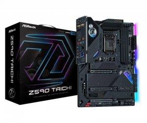 Płyta ASRock Z590 Taichi /Z590/DDR4/SATA3/M.2/USB4.0/PCIe4.0/s.1200/WIFI/BT/ATX