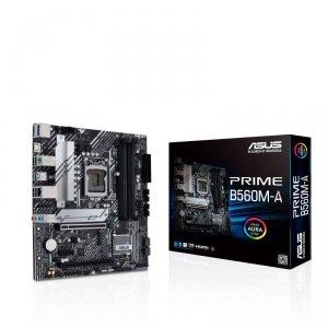 Płyta Asus PRIME B560M-A /B560/DDR4/SATA3/M.2/USB3.2/PCIe4.0/s.1200/mATX