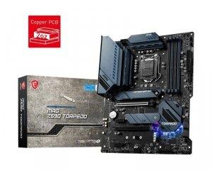 Płyta MSI MAG Z590 TORPEDO /Z590/DDR4/SATA3/M.2/USB3.2/PCIe4.0/s.1200/ATX