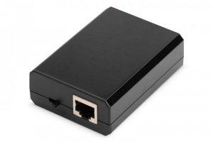Rozdzielacz/Splitter PoE+ DIGITUS 802.3at max. 48V 24W Gigabit do DATA/DC bez PoE