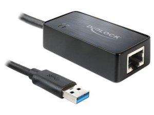 Karta sieciowa Delock USB 3.0->RJ-45 1GB