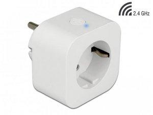 Gniazdko Smart Home Delock plug WiFi 2.4GHz 10A MQTT