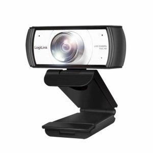 Kamera internetowa HD LogiLink UA0377 USB Pro, 120°, podwójny mikrofon