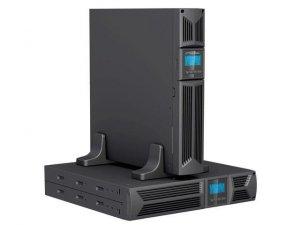 Zasilacz awaryjny UPS Power Walker Line-Interactive 1000VA 8xIEC RJ/USB/RS LCD 19 2U - uszkodzone opakowanie