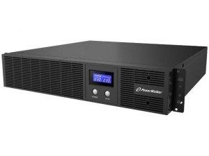 Zasilacz awaryjny UPS Power Walker Line-Interactive 3000VA Rack 19, 8x IEC Out, RJ11/45, USB, LCD, EPO