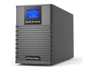 Zasilacz awaryjny UPS Power Walker On-Line 1/1 Fazy 1000VA, ICT IoT PF1 USB/RS232, 4x IEC C13, C14 EPO, wolnostojący