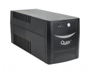 Zasilacz awaryjny UPS Quer Micropower 1000 (offline, 1000VA / 600W 4xSCHUKO)