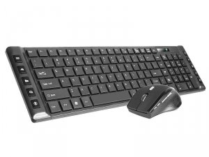 Zestaw bezprzewodowy klawiatura + mysz Tracer Octavia II NANO USB czarny