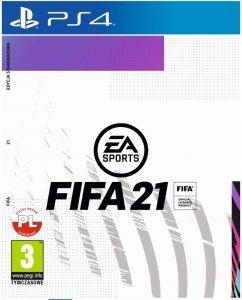 Fifa 21 PL PS4