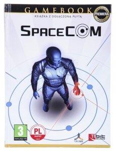 Gra Nowy Gamebook SpaceCom PC
