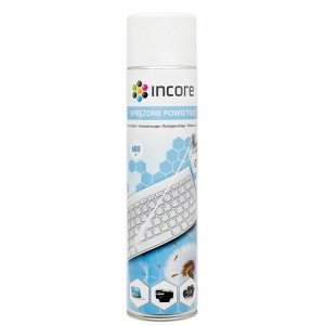 Sprężone powietrze INCORE 600 ml spray
