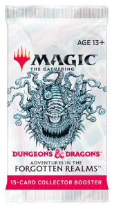 MTG - Adventures in the Forgotten Realms - Collector Booster