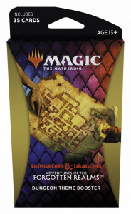 MTG - Adventures in the Forgotten Realms - Theme Booster