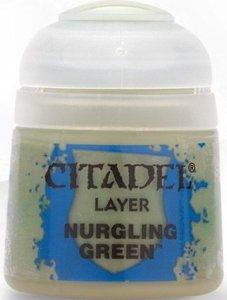 Farba Citadel Layer - Skarsnik Green 12ml