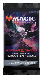 MTG - Adventures in the Forgotten Realms - Draft Booster
