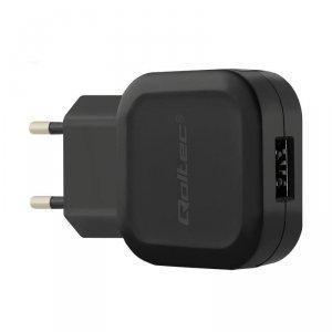 QOLTEC 50180 Qoltec Ładowarka sieciowa 12W 5V 2.24A USB
