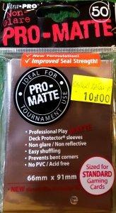 Ultra pro Non-Glare Pro-Mate