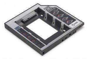Ramka Digitus SSD/HDD do CD/napędu, SATA na SATA, 12,7mm
