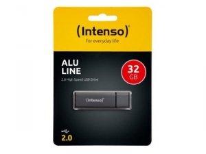 Pendrive Intenso 32GB ALU LINE ANTHRACITE USB 2.0