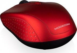 Mysz Bezprzewodowa Optyczna MC-WM4 Red MODECOM
