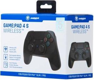 Bezprzewodowy kontroler do PS4 Snakebyte PAD 4 S