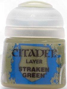 Farba Citadel Layer - Straken Green 12ml