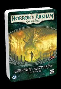 Horror w Arkham: Gra karciana – Scenariusz – Karnawał koszmarów PL