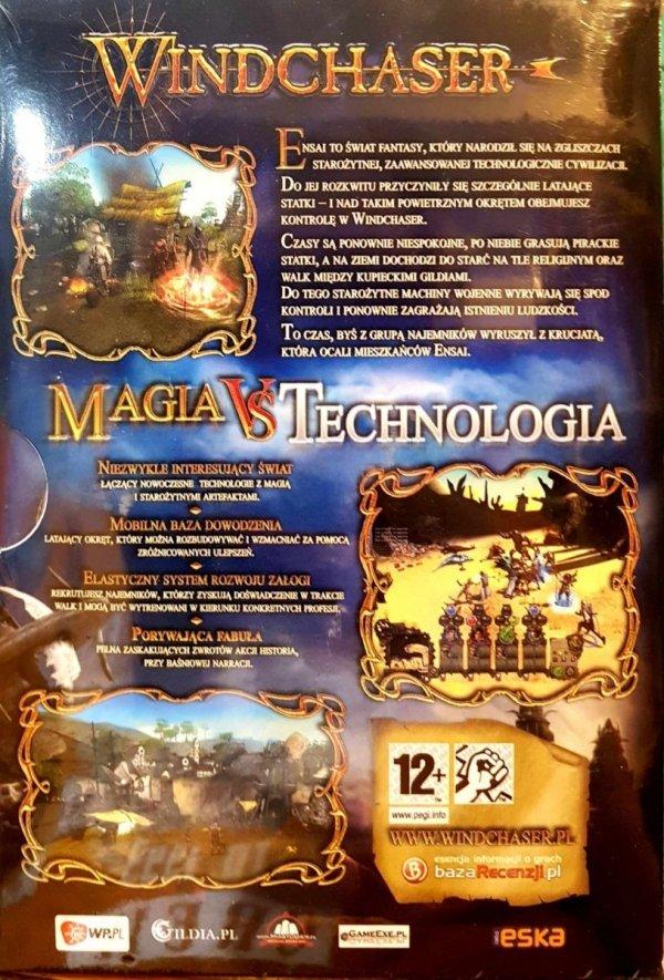 WINDCHASER PC DVD