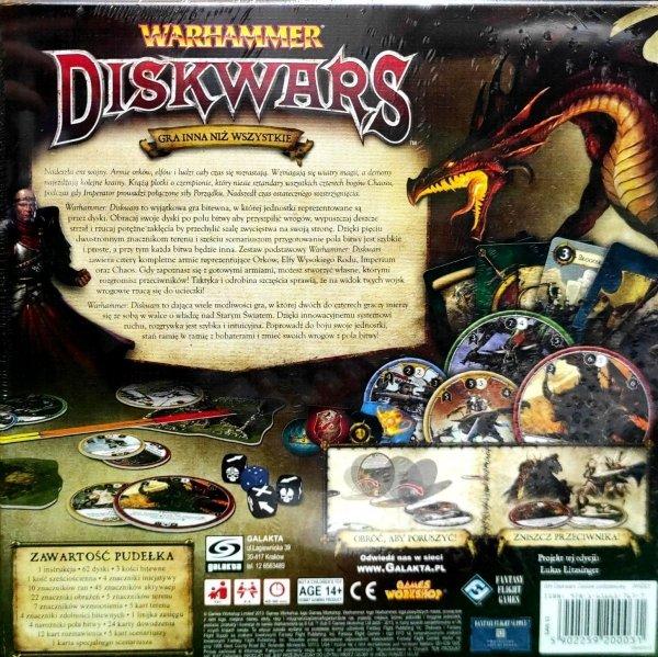 Warhammer Diskwars Core Set |GP
