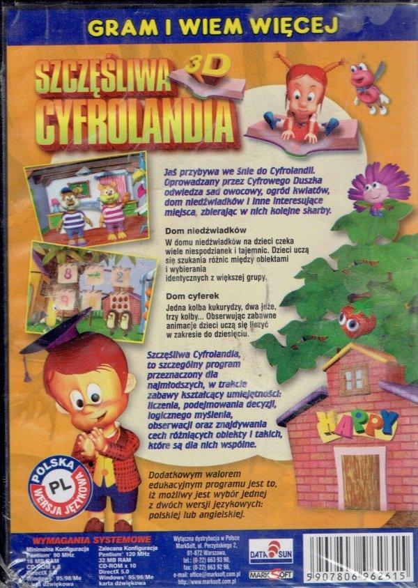 SZCZĘŚLIWA CYFROLANDIA CD IBM