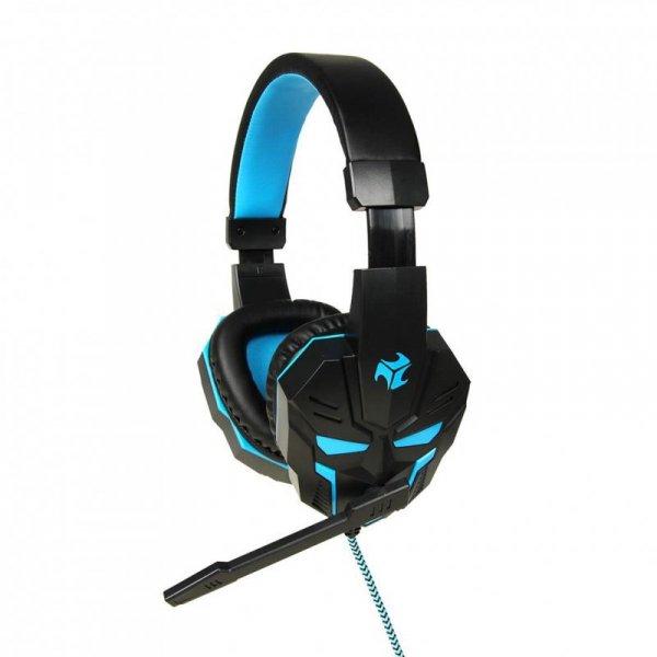 Słuchawki z mikrofonem iBOX X8 Gaming