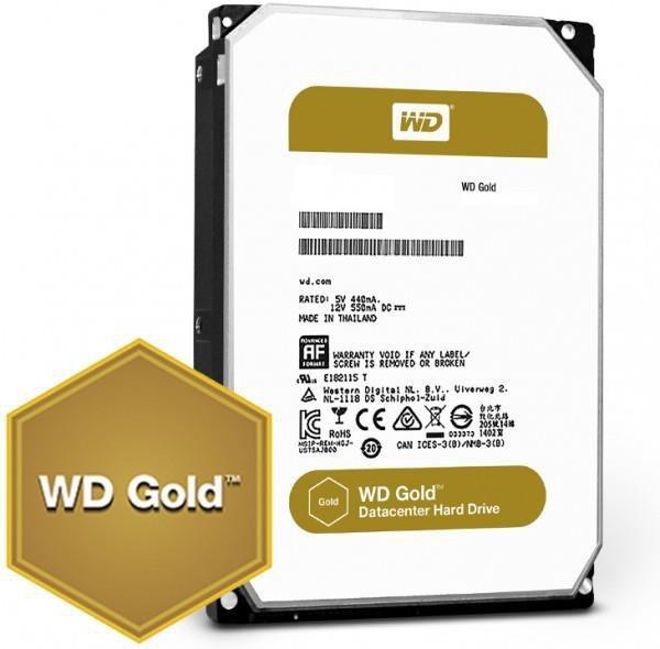 "Dysk WD WD4003FRYZ WD Gold 3.5"" 4TB 7200 256MB SATA 6Gb/s"