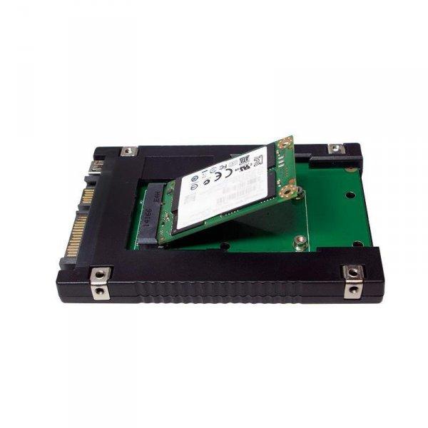 "Adapter LogiLink UA0223 mSATA SSD na 2,5"" (6,35cm) SATA"