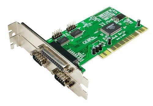 Kontroler COM+LPT LogiLink PC0018 PCI 2x RS-232/COM, 1x Parallel/LPT