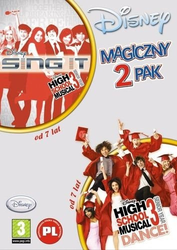 SING IT+HIGH SHOOL MUSICAL 3