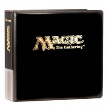 "Klaser Ultra Pro Magic 3"" Black Album - Hot Stamp"