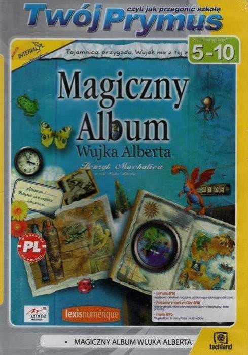 MAGICZNY ALBUM WUJKA ALBERTA09