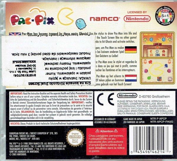 PAC-PIX (DS)