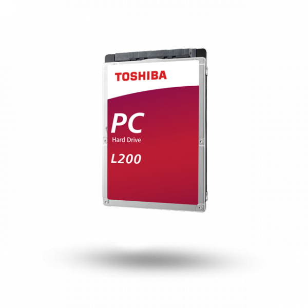 Dysk twardy Toshiba L200, 2.5'', 2TB, SATA/600, 5400RPM, 128MB cache
