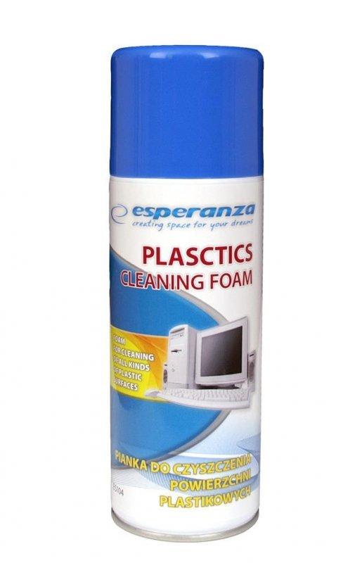 ESPERANZA Pianka do Czyszczenia Plastiku ES104 400ml