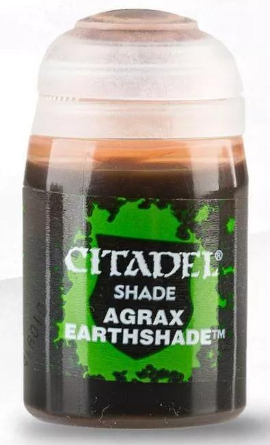Farba Citadel Shade: Agrax Earthshade 24ml