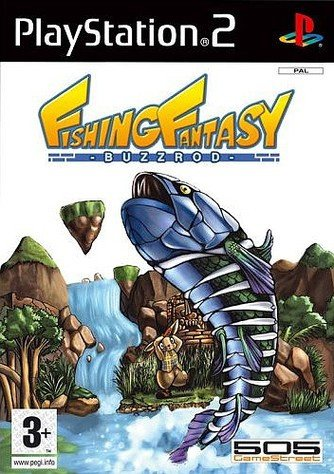 FISHING FANTASY (PS2)
