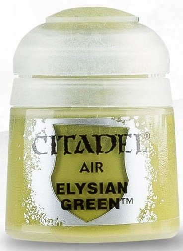 Farba Citadel Air - Elysian Green 12ml