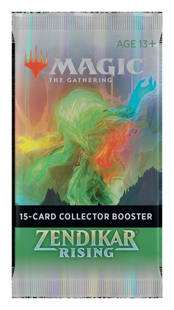 MTG - Zendikar Rising Collector Booster